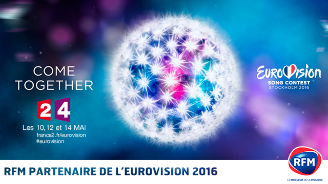 RFM diffusera en direct l'Eurovision