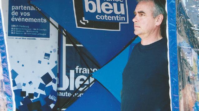 Alain Saget était responsable technique de France Bleu Cotentin depuis 2006. © Radio France - Serge Poézévara