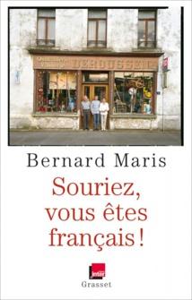 """Parution du livre  """"Souriez, vous êtes français"""""""