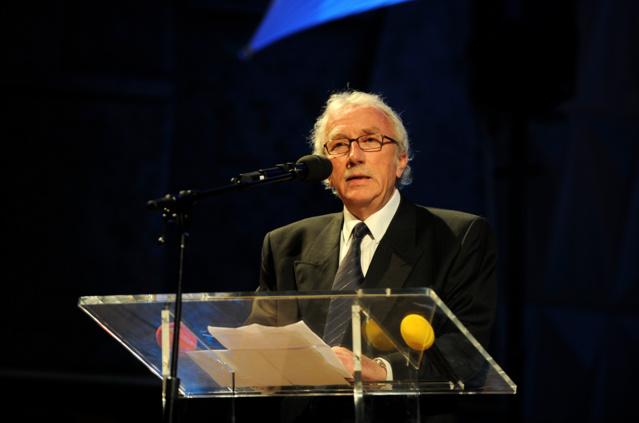 Jacques Vendroux fêtera 50 ans de carrière le 10 mai © Christophe Abramowitz