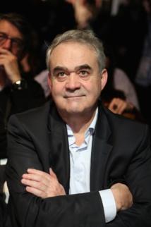 Claude Esclatine au Salon de la Radio © Serge Surpin