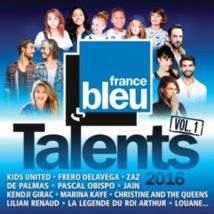 """Sortie de la compilation """"Talents France Bleu"""""""