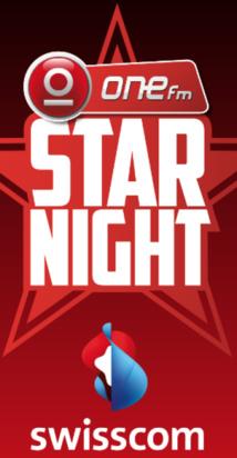 One FM Star Night revient à l'Arena de Genève