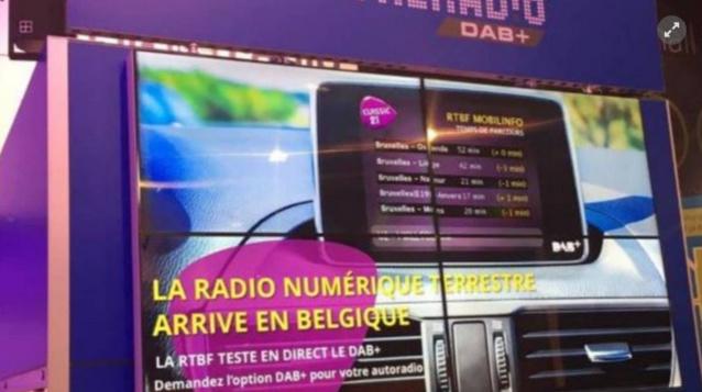 Belgique : 5.4 millions d'euros pour la RNT