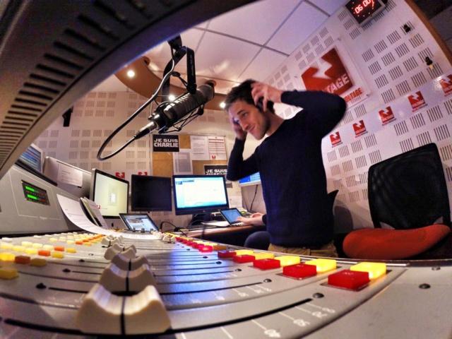 Alexis Thiebaut quitte Voltage