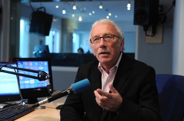 Jacques Vendroux, le patron des sports à Radio France prendra une part importante dans le succès de la couverture de cet Euro 2016 © Christophe Abramowitz