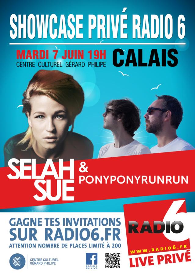 Selah Sue en showcase avec Radio 6
