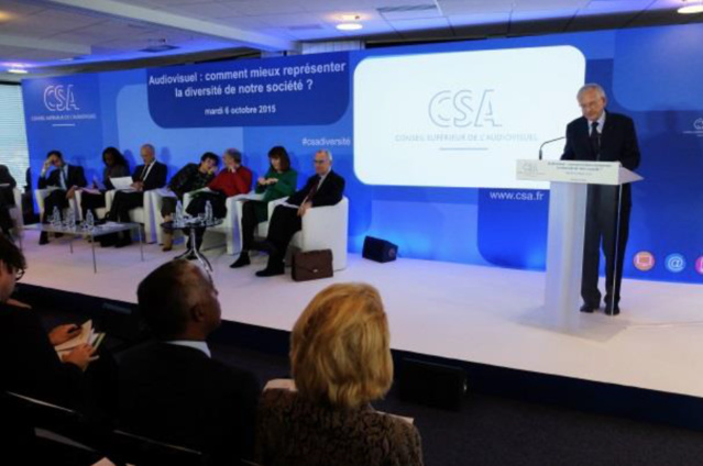 """Le 6 octobre dernier, la CSA organisait un colloque dénommé """"comment mieux représenter la diversité de notre société ?"""""""
