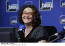 Vanessa Lambert revient à ses premiers amours pendant l'Euro / Photo RF Christophe Abramowitz