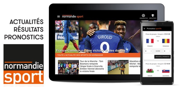 Tendance Ouest a lancé Normandie Sport