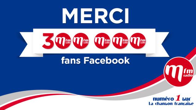 MFM Radio : 300 000 fans sur Facebook
