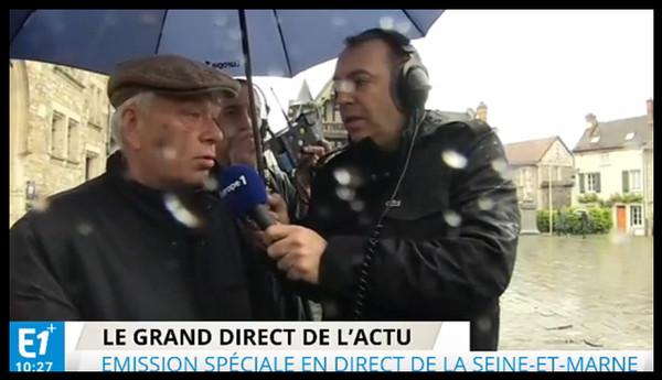 Hier matin, Europe 1 avait déjà mobilisé les équipes du Grand Direct avec Morandini en Seine-et-Marne