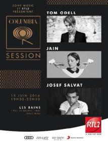 Les concerts Columbia Sessions sur RTL2