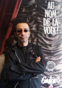 Dans les locaux de Couleur 3 à Lausanne. © Bruno Labouré
