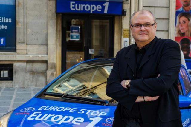 "Jacky Gallois aura, notamment, animé le jeu ""Europe Stop"""