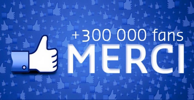 Beur FM passe le cap des 300 000 fans sur Facebook