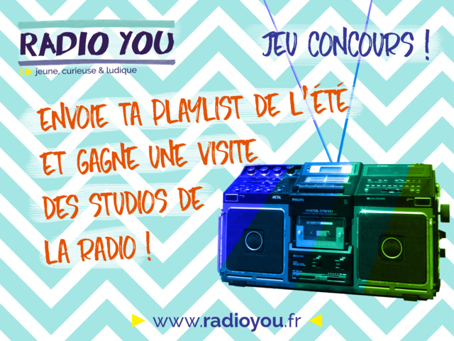 Radio You : une webradio...<br /><br />Source : <a href=