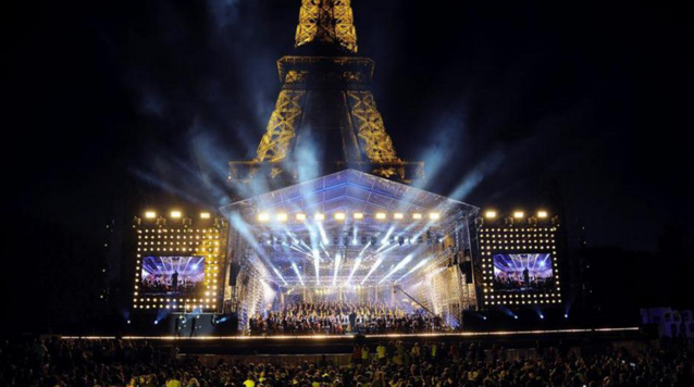 Le concert de l'Orchestre national de France © Christophe Abramowitz