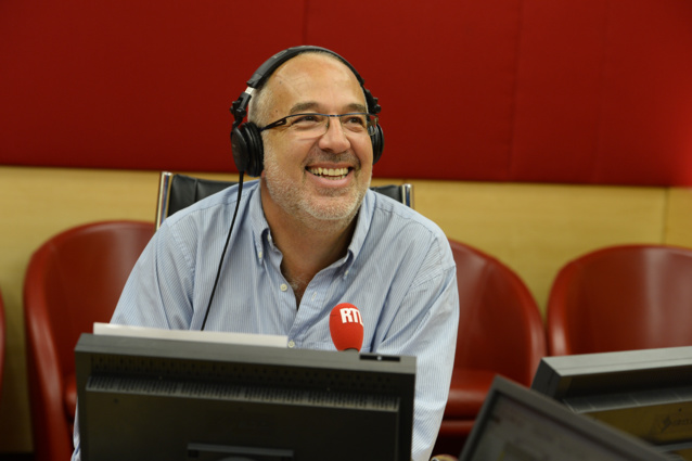 "Bernard Poirette au ""Journal Inattendu"" sur RTL"