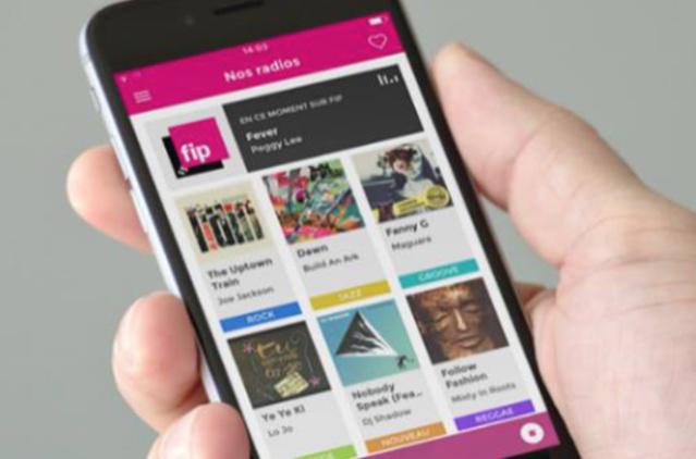 Fip lance sa nouvelle application mobile