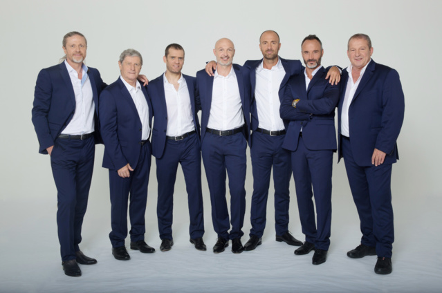 SFR Sport présente sa Dream Team Foot