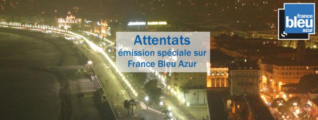Nice : édition spéciale su France Bleu Azur
