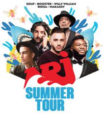 NRJ rythme l'été avec sa tournée NRJ Summer Tour