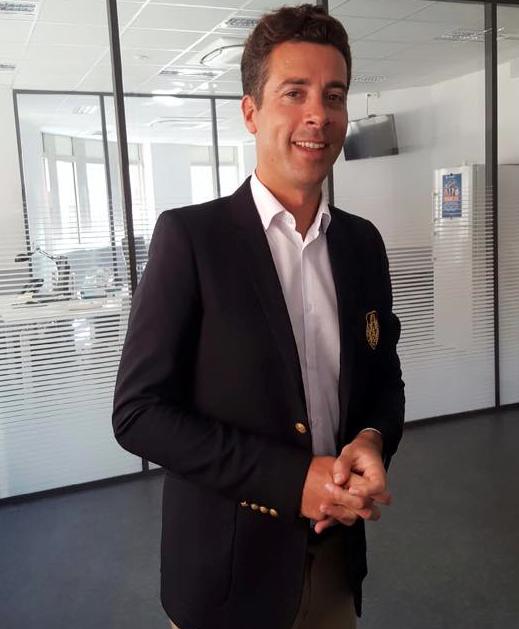 Nicolas Pavageau est le Directeur Général Délégué de Contact FM depuis le mois de mai 2014