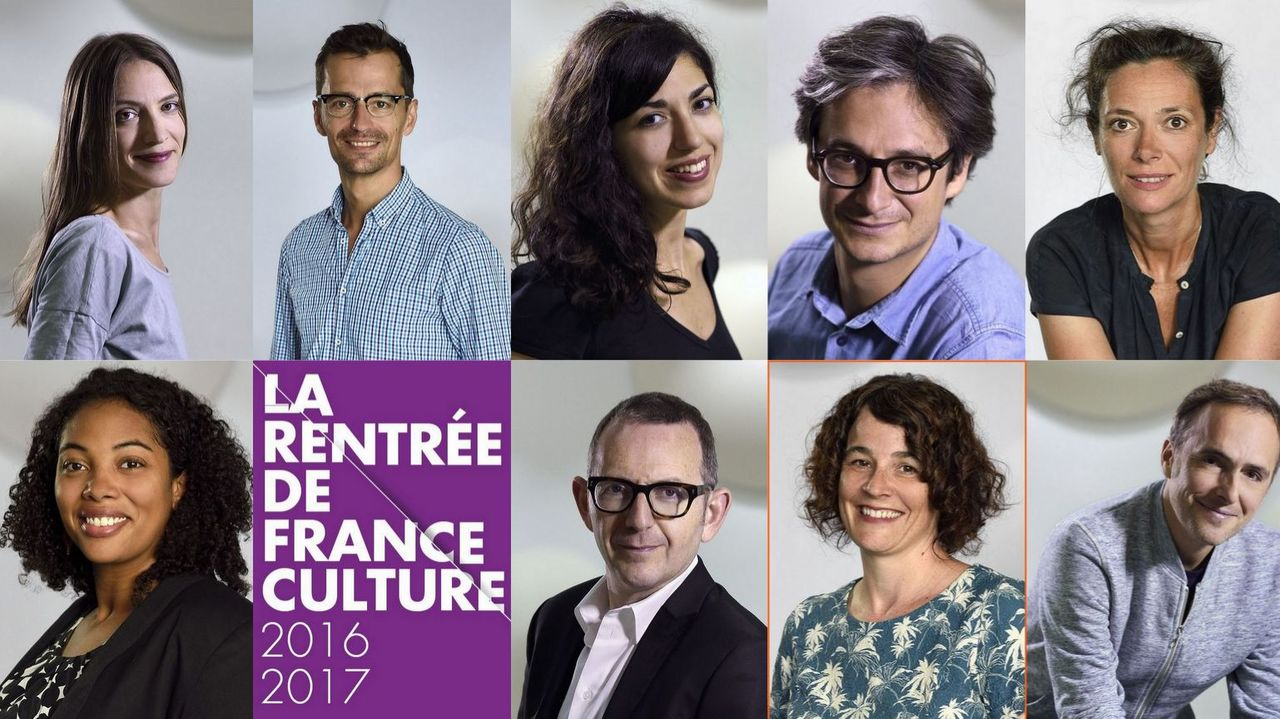 Rentrée : France Culture, nouvelle génération