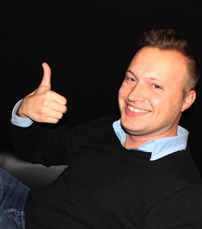 Axel Noblet, le nouveau directeur des programmes de Toulouse FM. © Toulouse FM