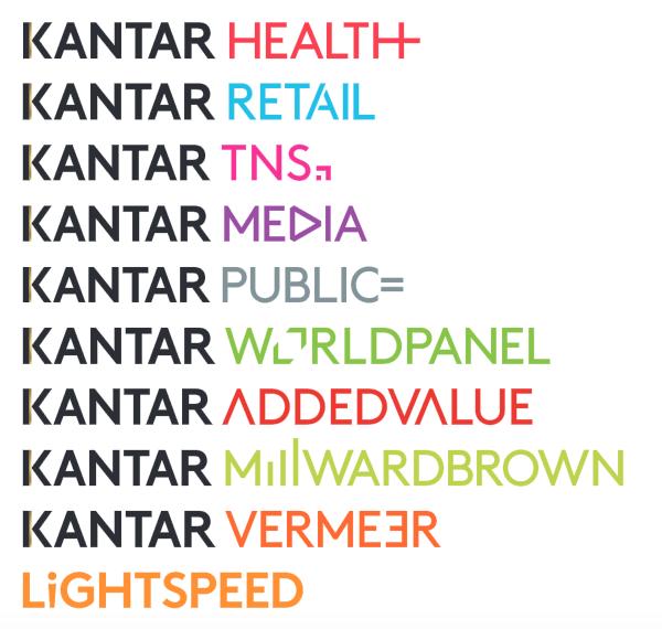 Kantar révèle une nouvelle identité visuelle