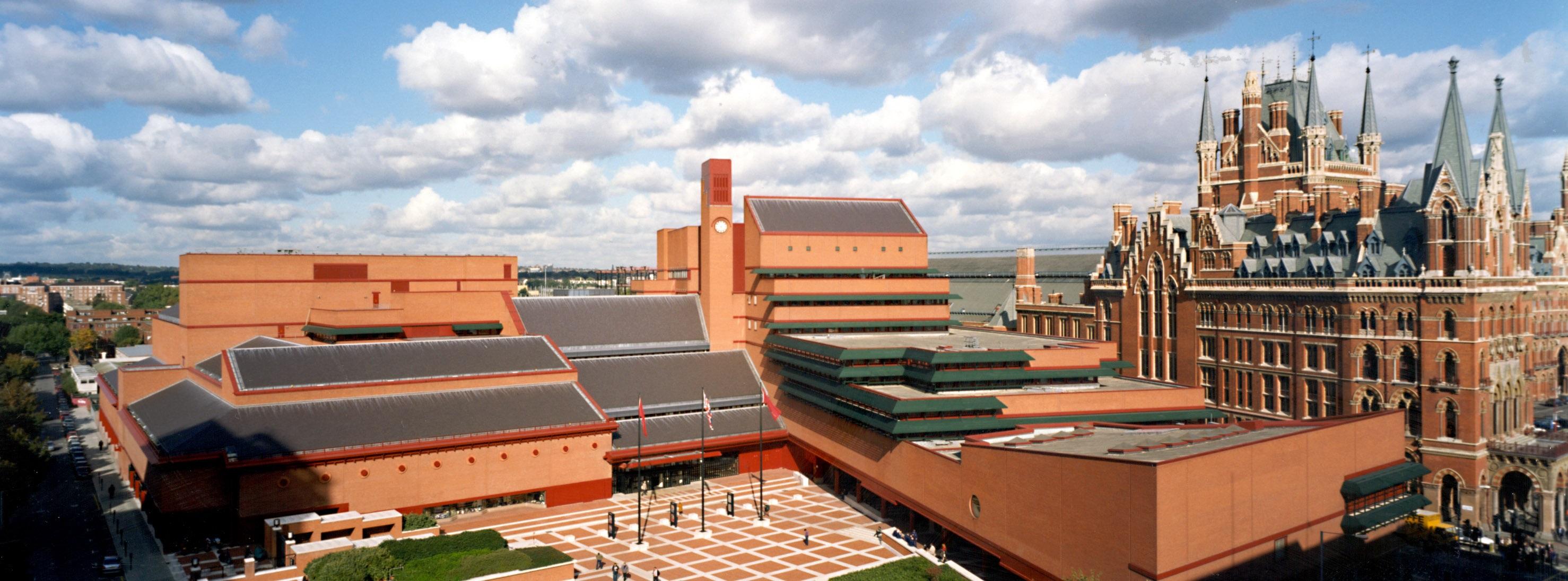 La British Library, à Londres, accueillera le Radio Festival cette année
