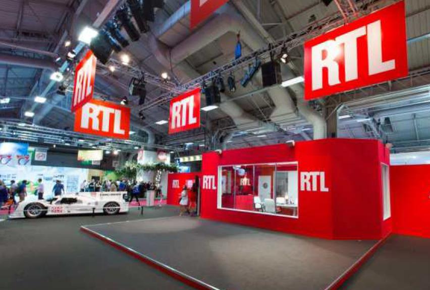 RTL réalisera 18 émissions en public depuis le Mondial de l'Automobile. La station s'y installera durant 16 jours Pavillon 2.2 Allée A - Stand 303