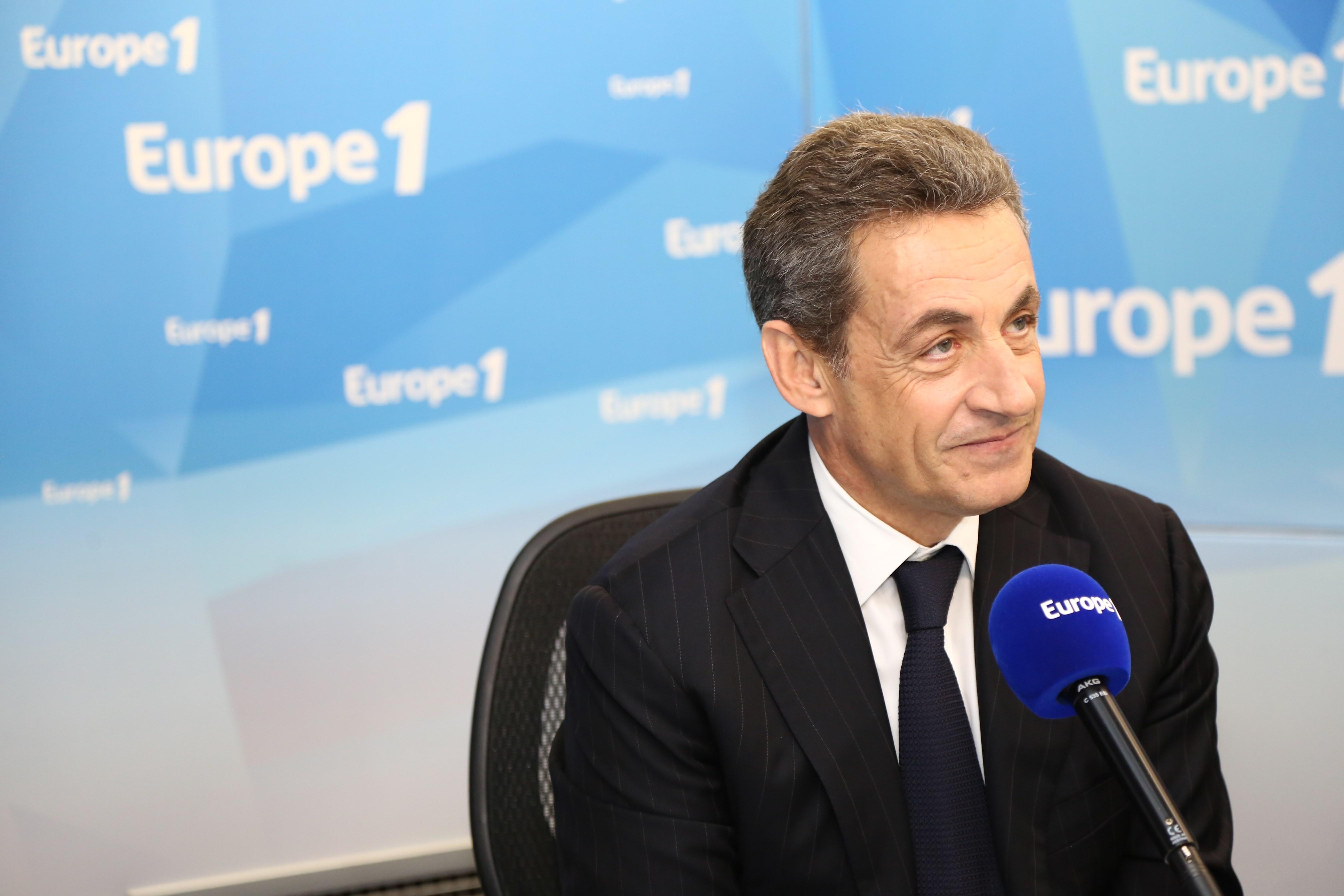"""Nicolas Sarkozy sera le premier invité du rendez-vous """"Les lundis de la Primaire"""" sur Europe 1 © Wlad Simitch-Capa Pictures"""
