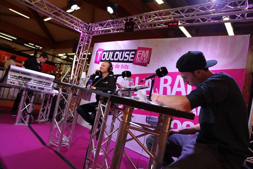 """Le MAG 82 - Axel Noblet : """"À Toulouse FM, nous sommes chauvins !"""""""