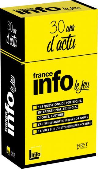 France Info : le jeu des 30 ans d'actu