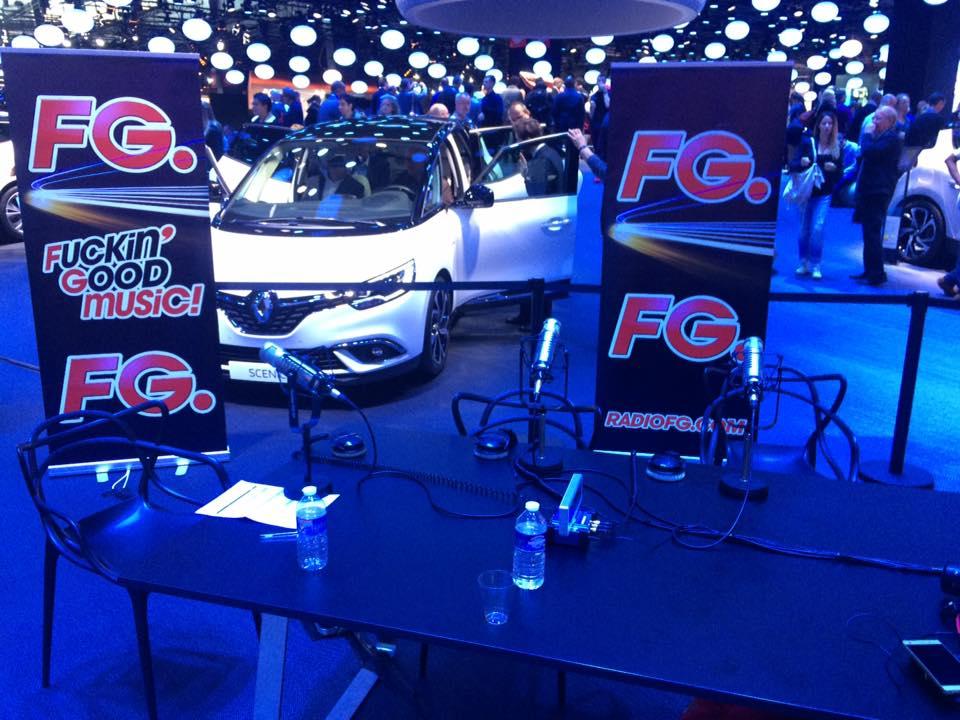 Partenariat gagnant entre Renault et Radio FG