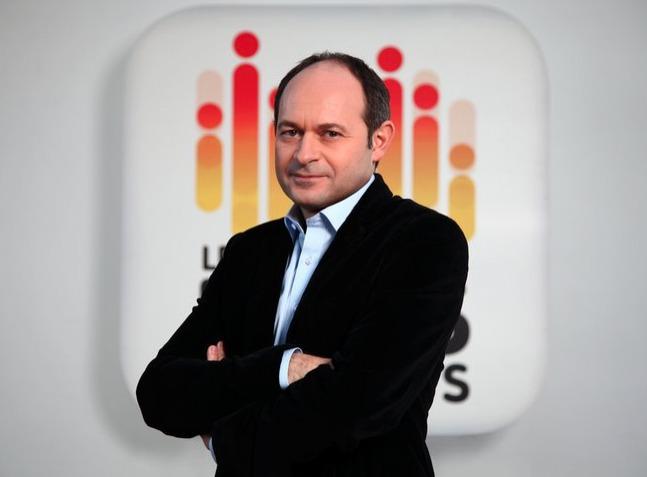 Jean-Eric Valli est le président des Indés Radios