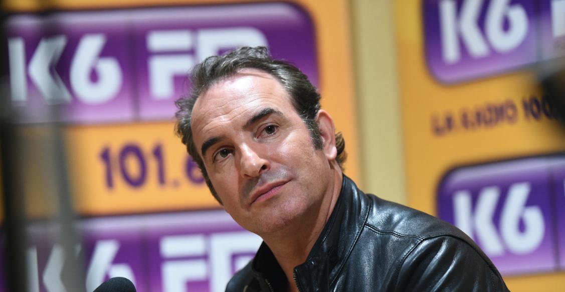 Jean Dujardin sera de retour sur K6FM le 28 octobre prochain @ Foxaep