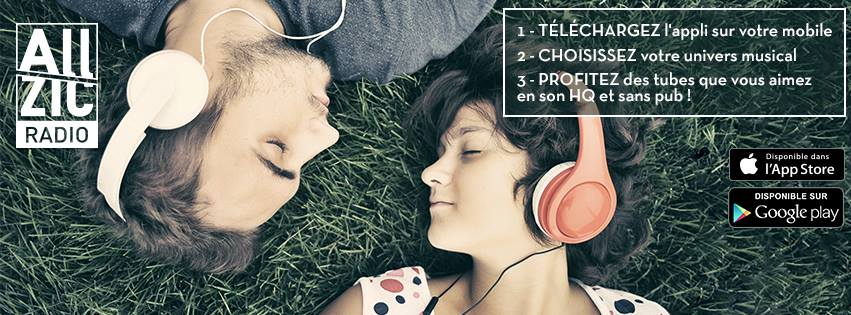 "Lancement des Allzic Radio ""Events"""