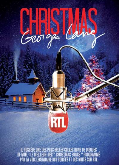 """""""Christmas"""" : la nouvelle compilation de Georges Lang"""
