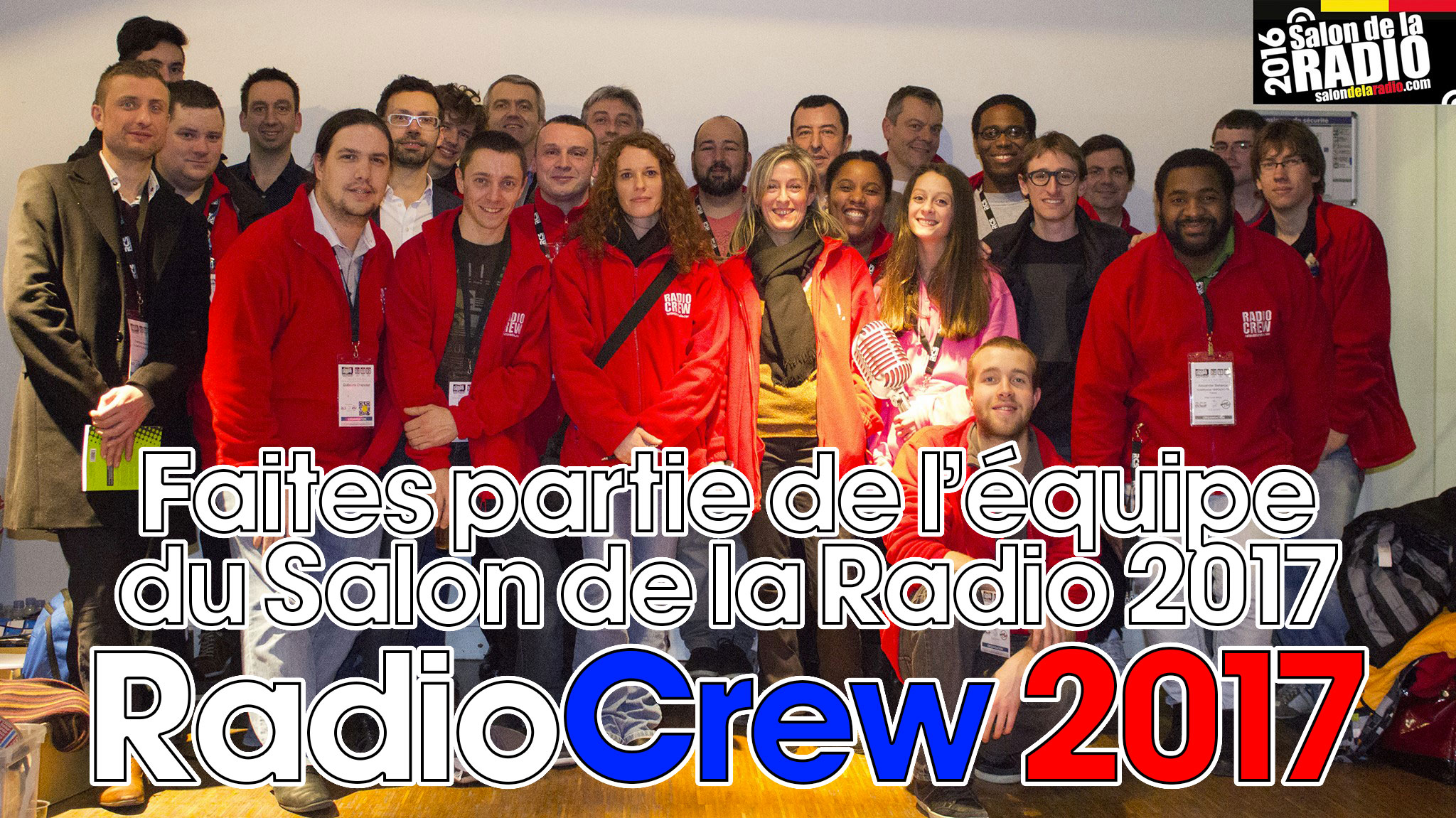 Salon de la radio 2017 int grez la radio crew for Salon de la radio 2017