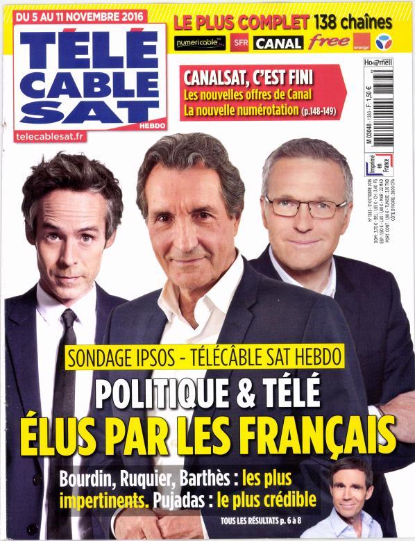 """Jean-Jacques Bourdin : """"le journaliste le plus impertinent"""""""