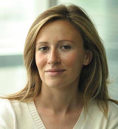 Aline Pivot rejoint Europe 1