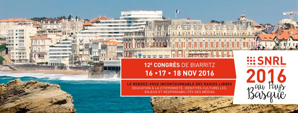 Les radios associatives en congrès à Biarritz