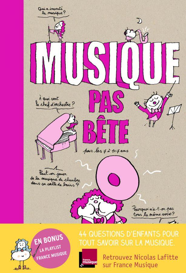 """""""Musique pas bête"""" : pour tous les jeunes mélomanes"""