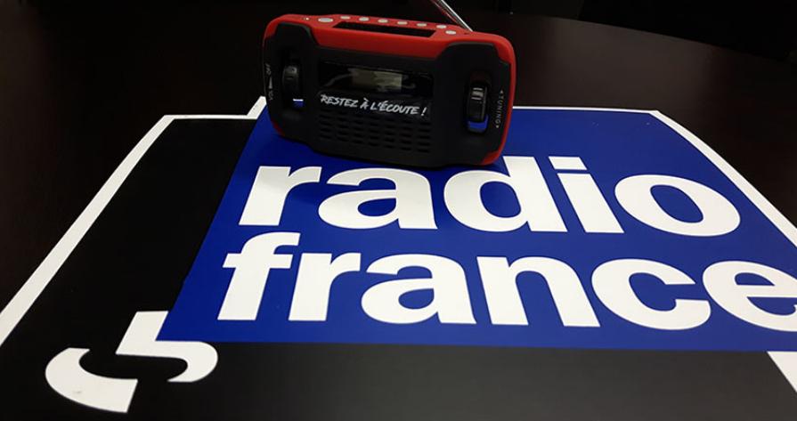 """Radio France soutien l'action de solidarité """"Restez à l'écoute !"""""""