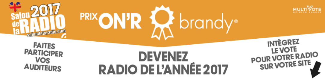 Prix on 39 r brandy 2017 c 39 est parti for Salon de la radio 2017