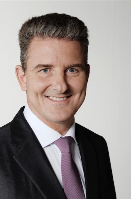 Âgé de 52 ans, Olivier Huart dirige TDF depuis le 1er février 2010.