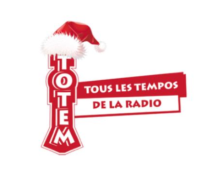 Une grille de Noël pour Radio Totem